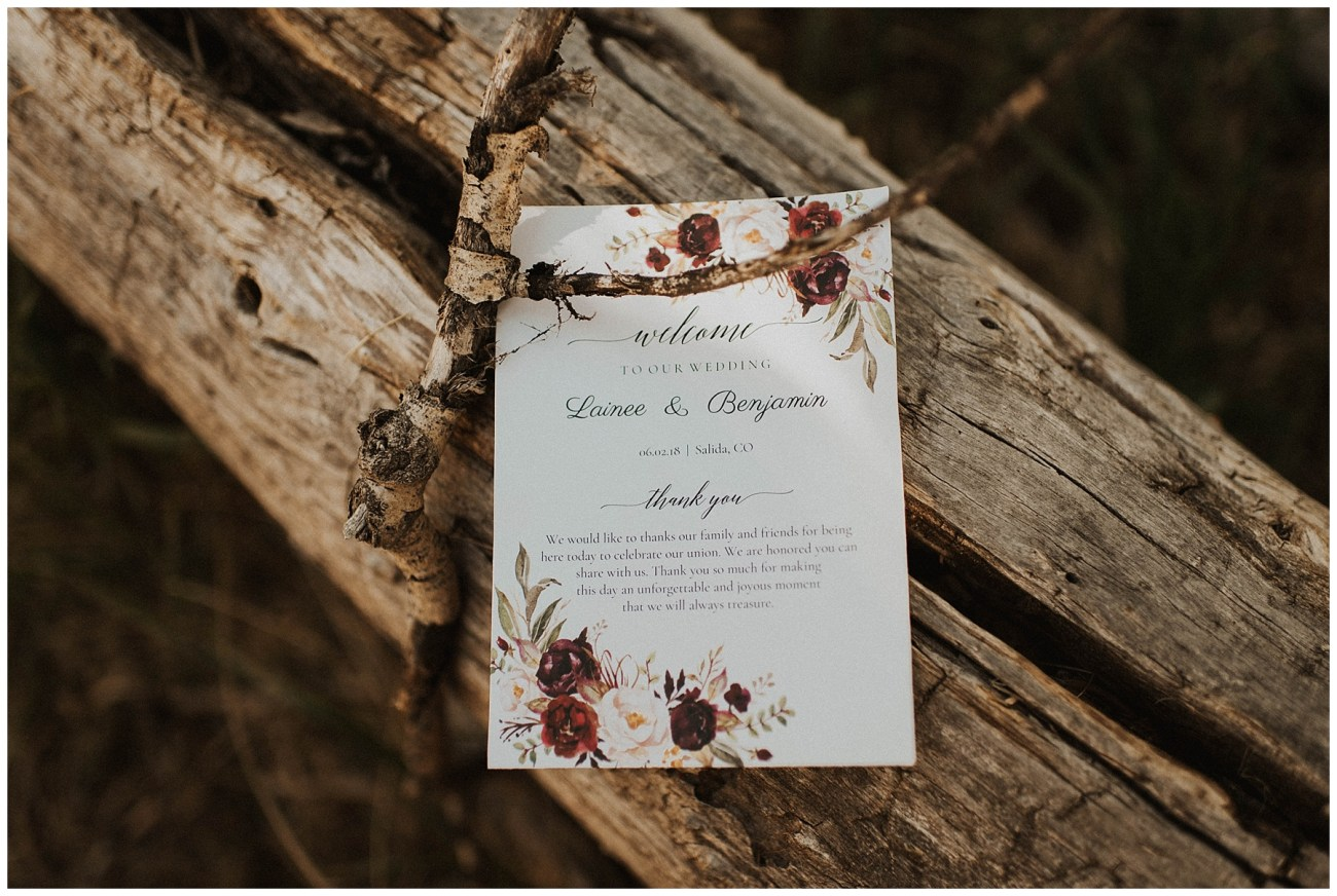 1de20d9852e Ben + Lainee // Desert Colorado Wedding - Lauren F.otography ...
