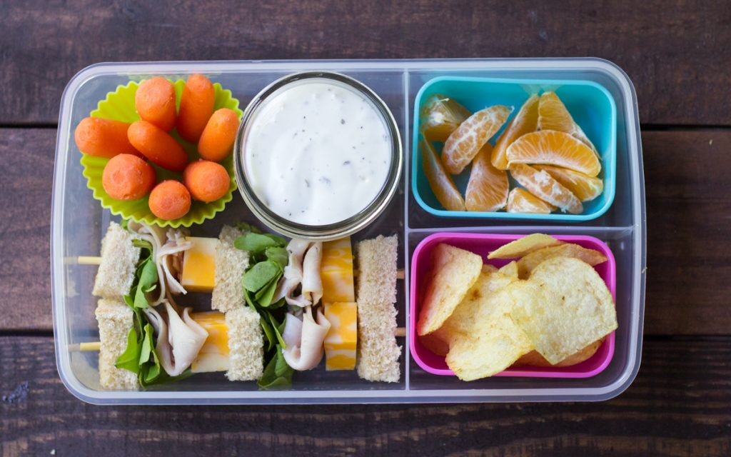 Sandwich Recipes For Lunch Box