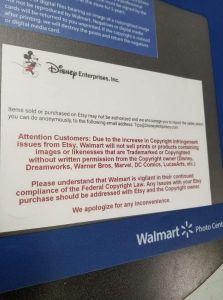 Walmart Disney