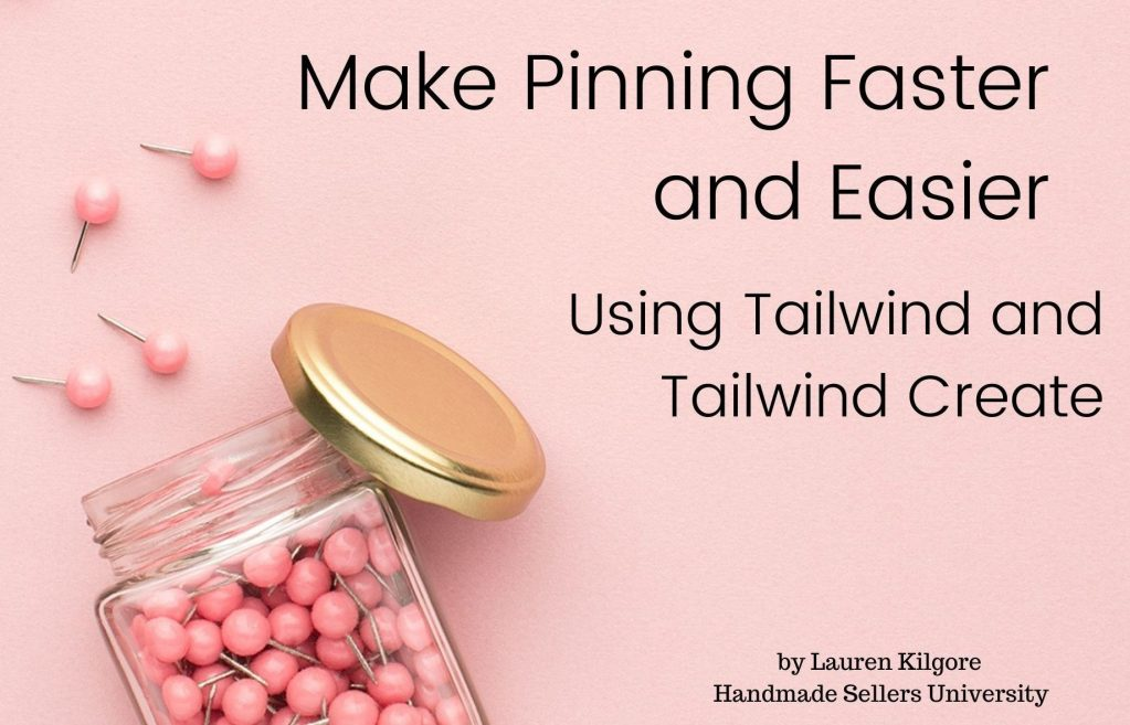 Make Pinning Easier with Tailwind Create