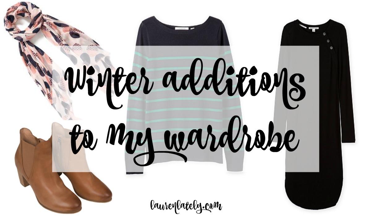 Winter wardrobe title image