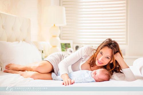 Lauren new mother