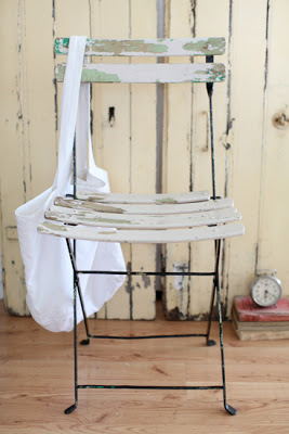 Things I Love: Bistro Chairs, and a Makeover