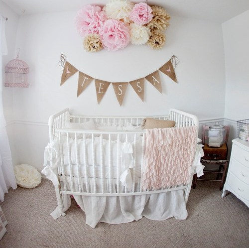 Nursery Inspiration – Girl