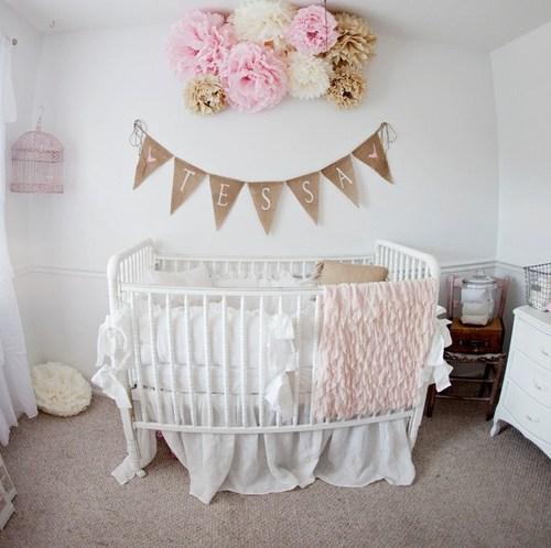 Nursery Inspiration – Girl