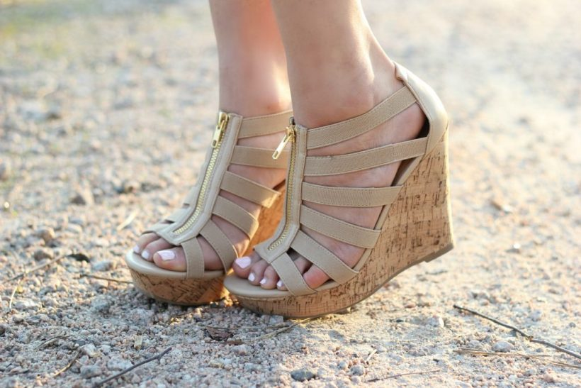 Spring Shoe Trend, Wedges