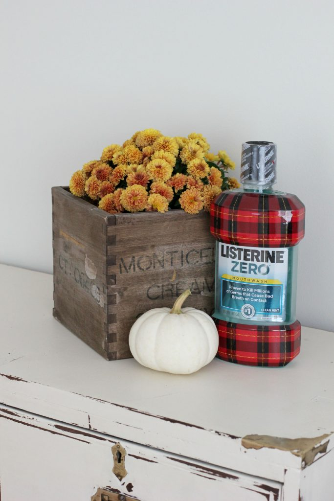 Listerine Plaid 1