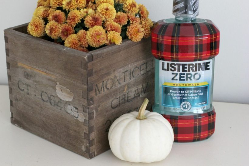 Listerine Plaid 2