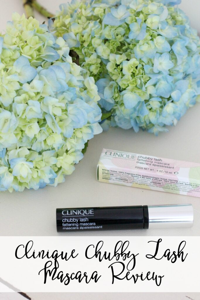 Clinique Chubby Lash Mascara Review