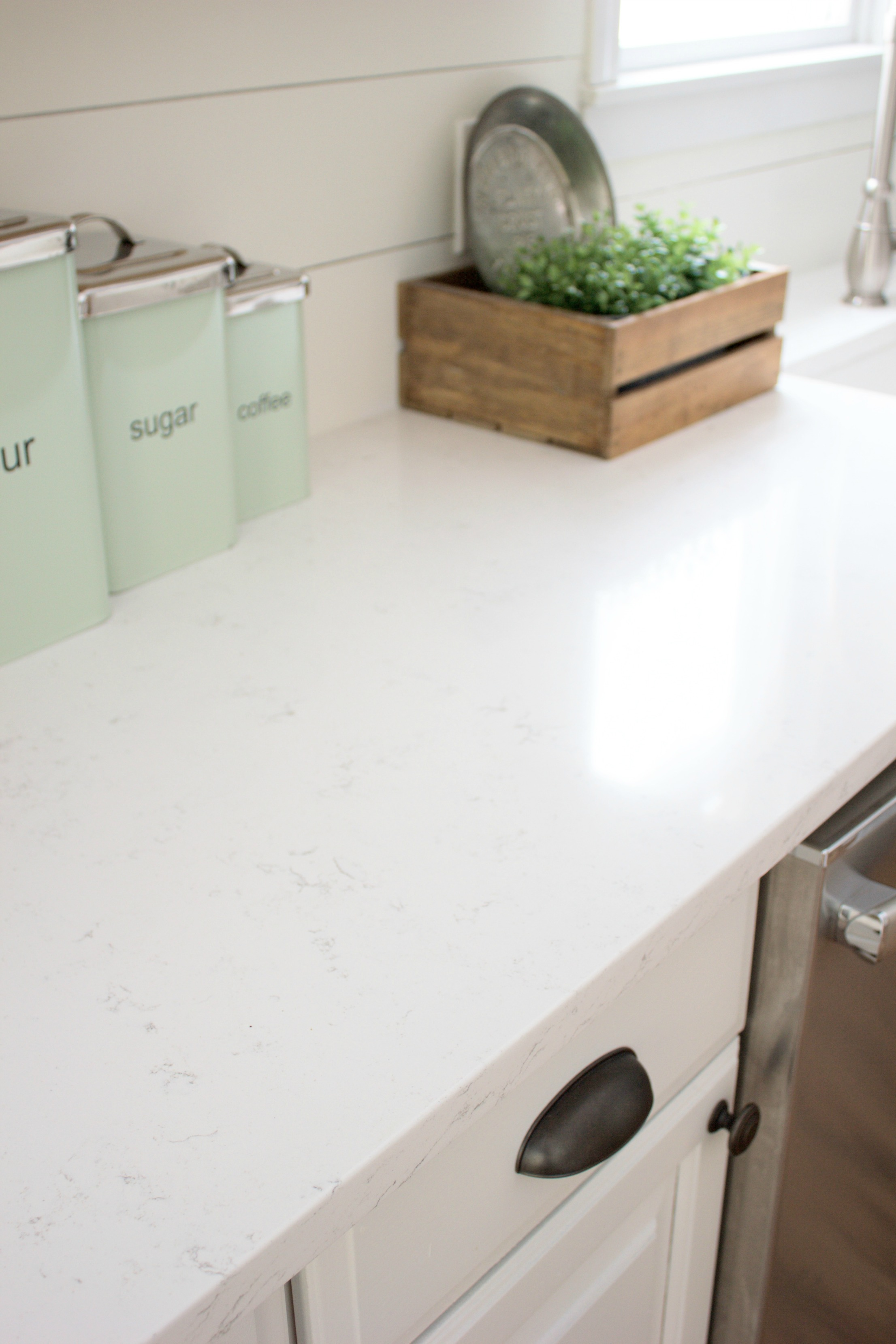 Quartz Bathroom Countertops : Home why we chose quartz countertop review