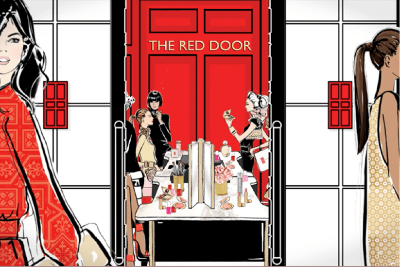 valentines day gifting elizabeth arden red door spa