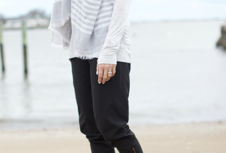 Style // How to Wear Athleisure