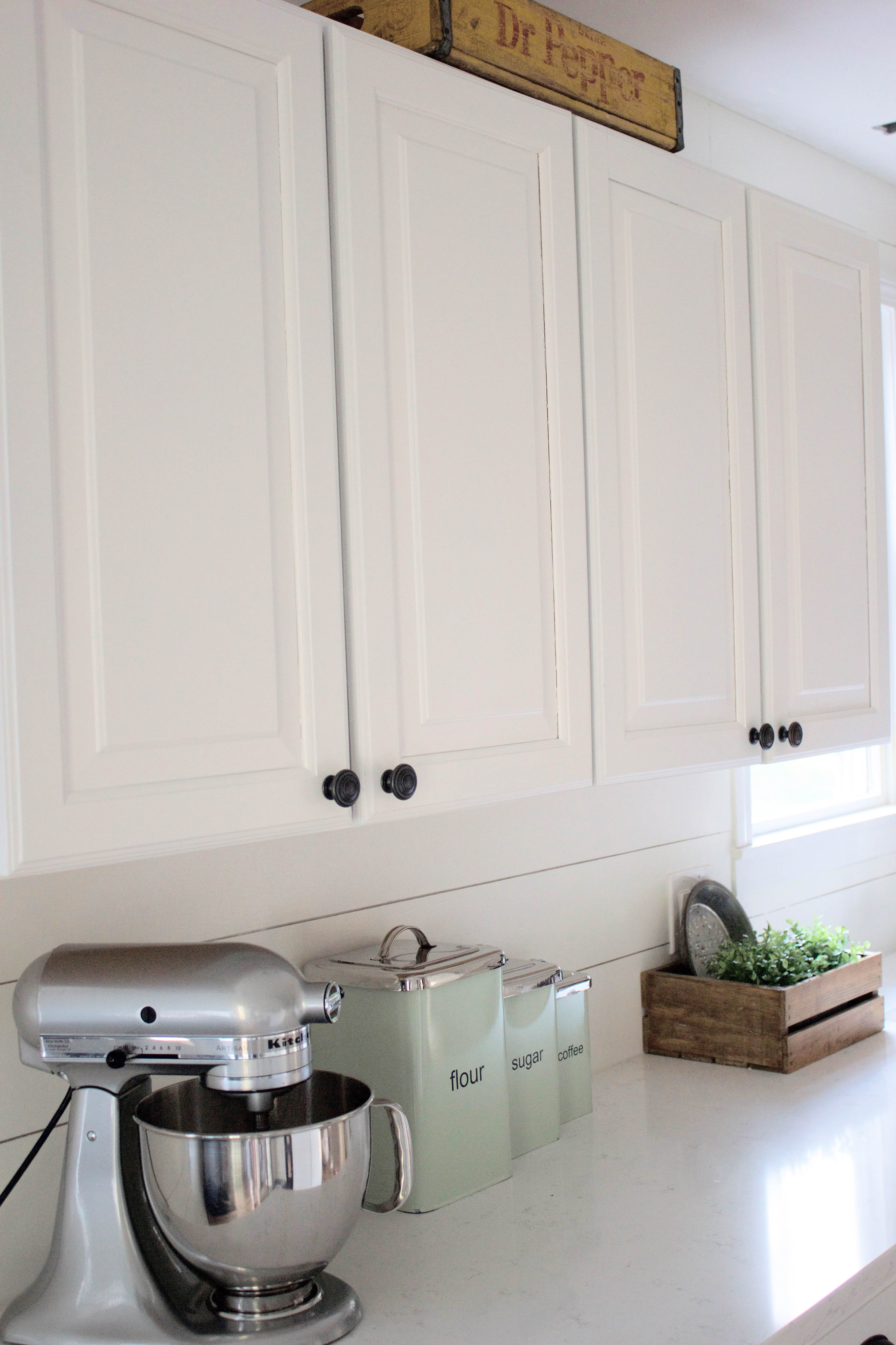 Home // How To Paint Kitchen Cabinets - Lauren McBride