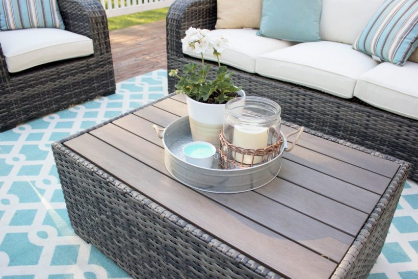 Home Outdoor Patio Space Lauren Mcbride