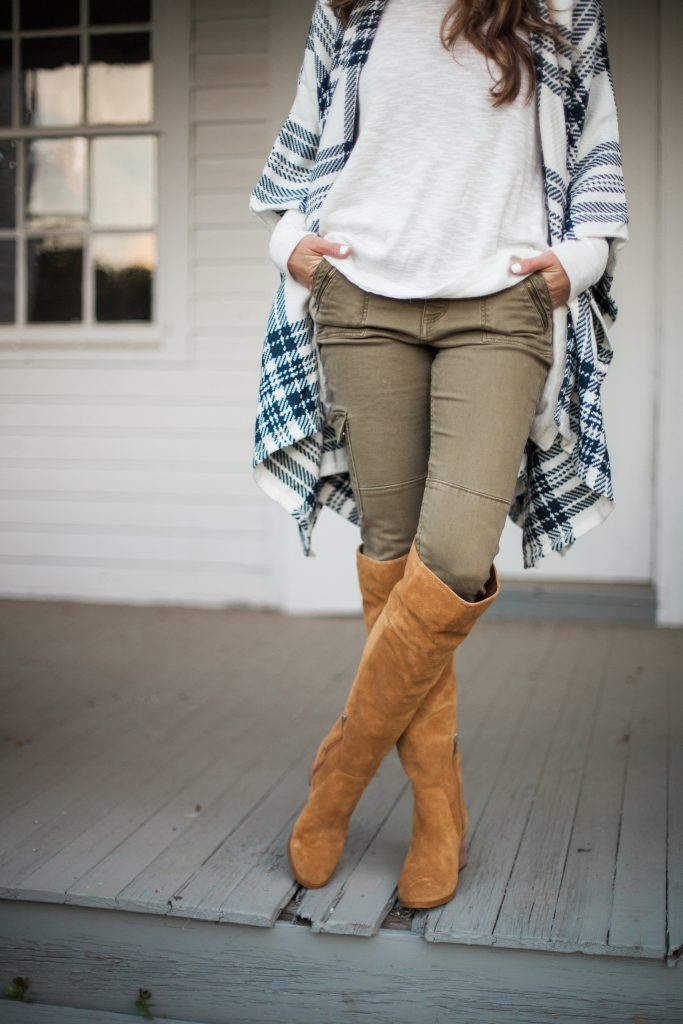 Simple tips on how to wear over the knee boots for the fall season