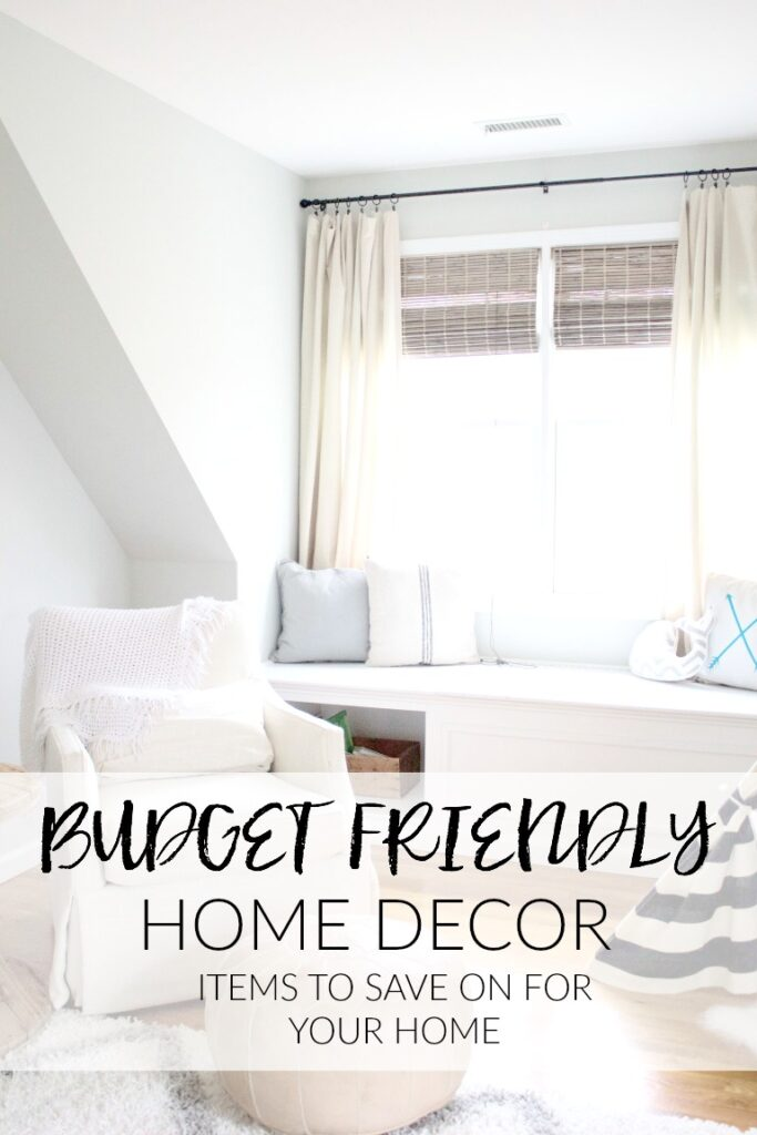 The Best Budget Friendly Home Decor Options And Where To Save On Items For  Your Home