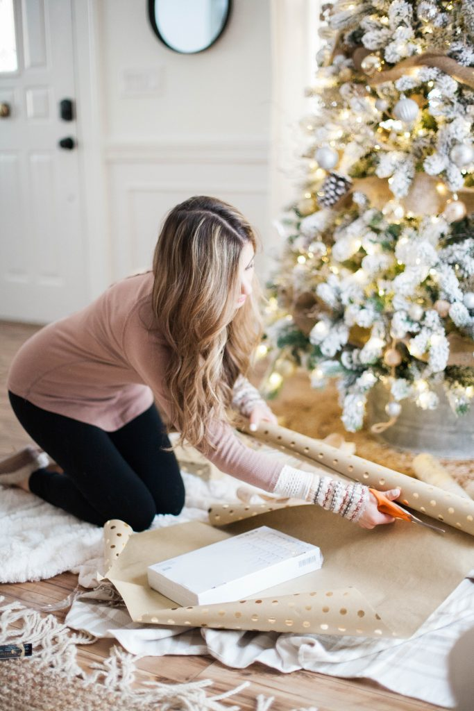 Simple gift wrapping tips for making each gift extra special for it's recipient.