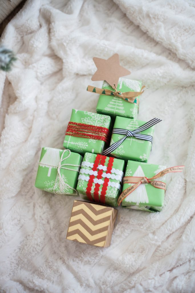 Unique gift wrapping ideas to add a little creativity to your gifts this holiday season, all with items from Cost Plus World Market