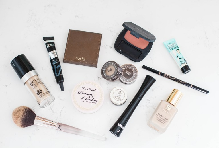 Beauty // Current Makeup Routine