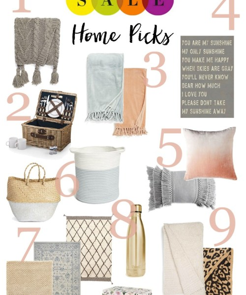 Nordstrom Anniversary Sale: Home