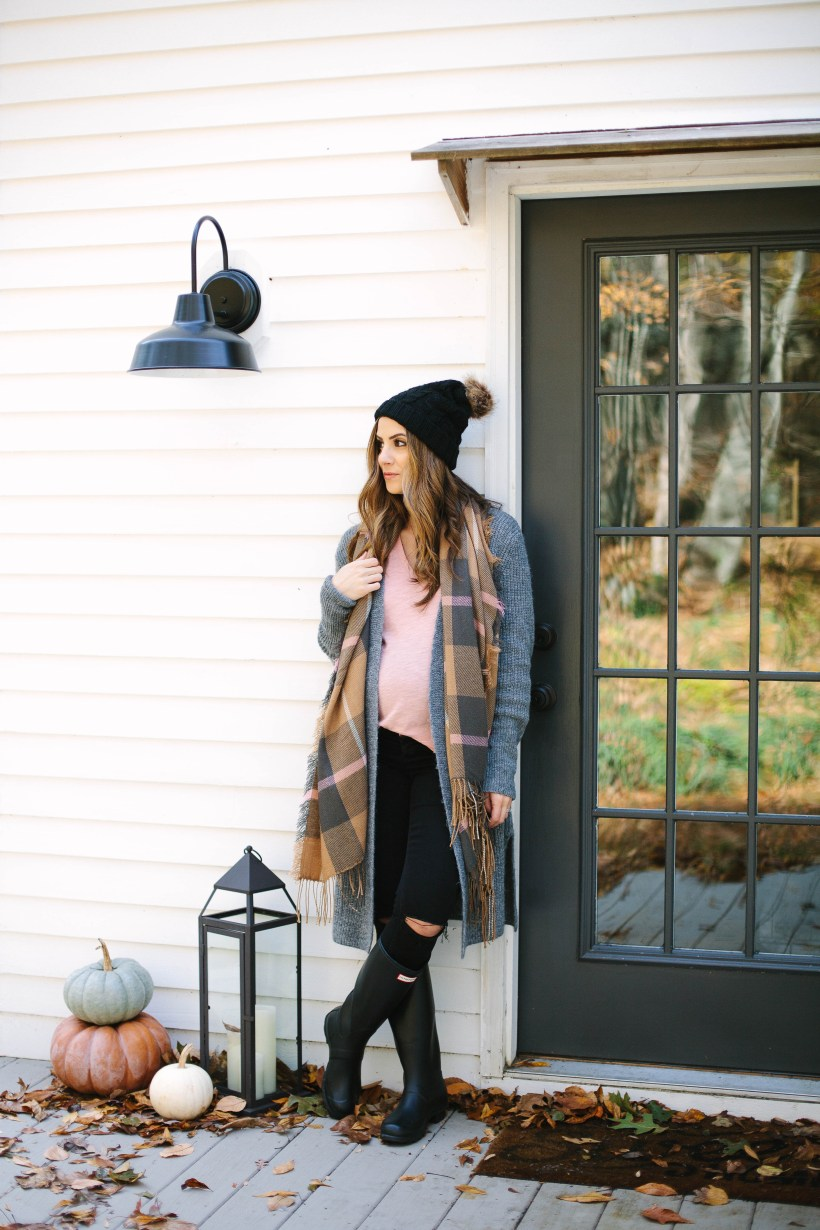Life and style blogger Lauren McBride shares the top Fall Layering Basics for the season and how to style them together for a cohesive, cozy look.