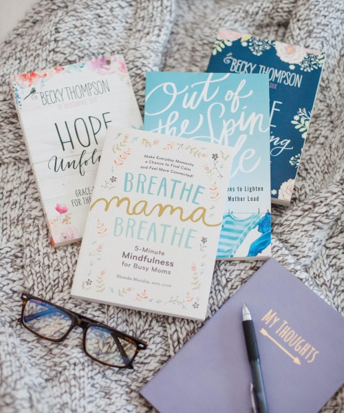 Motherhood & Marriage Books and Book Club Announcement