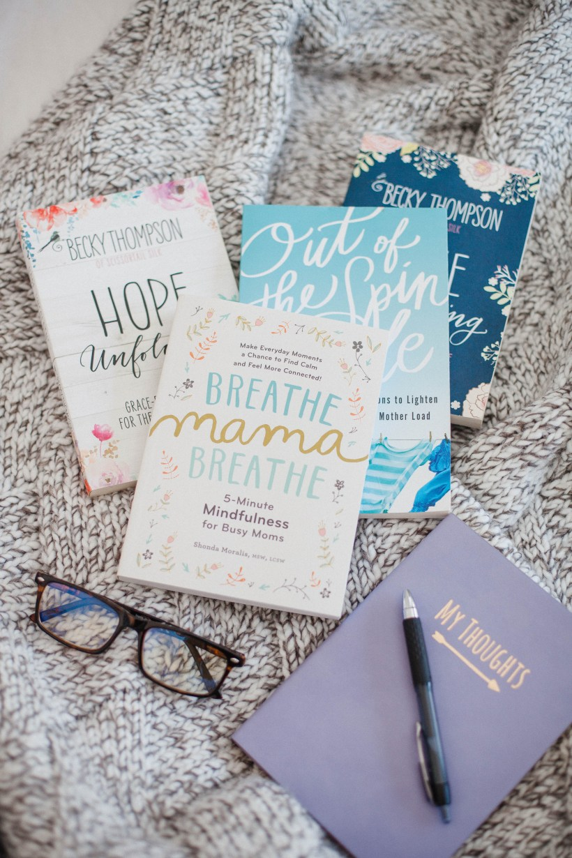 Life and Style blogger Lauren McBride shares her goals for the New Year and the announcement of a fun motherhood book club.