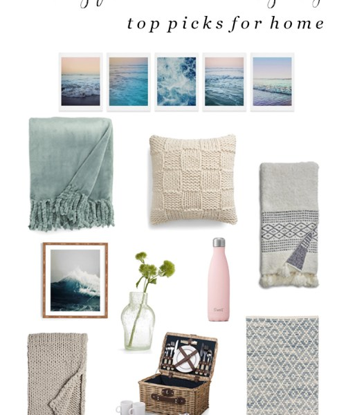 Nordstrom Anniversary Sale 2018 Home Picks