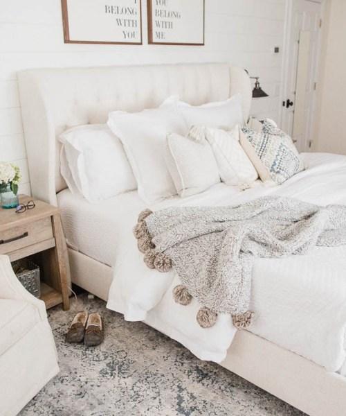 Summer Master Bedroom