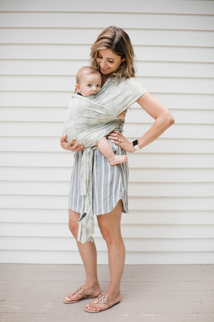 Connecticut life and style blogger Lauren McBride shares the Best Baby Carriers for babies ages newborn to toddlerhood and the various features each offers.