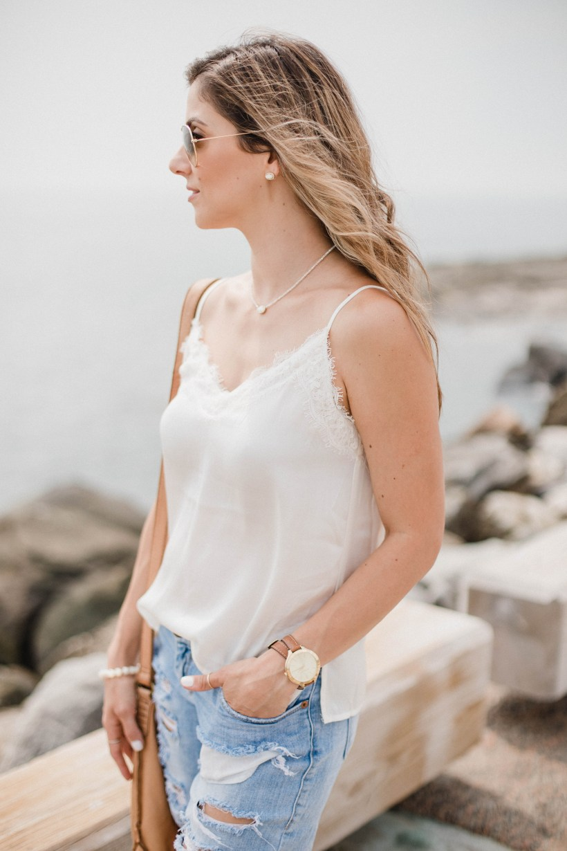 Connecticut life and style blogger Lauren McBride shares why women should have a cherished piece of jewelry or jewelry collection to pass down to loved ones in years to come.