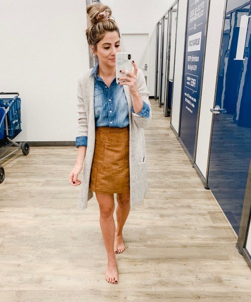 November Old Navy Try-On