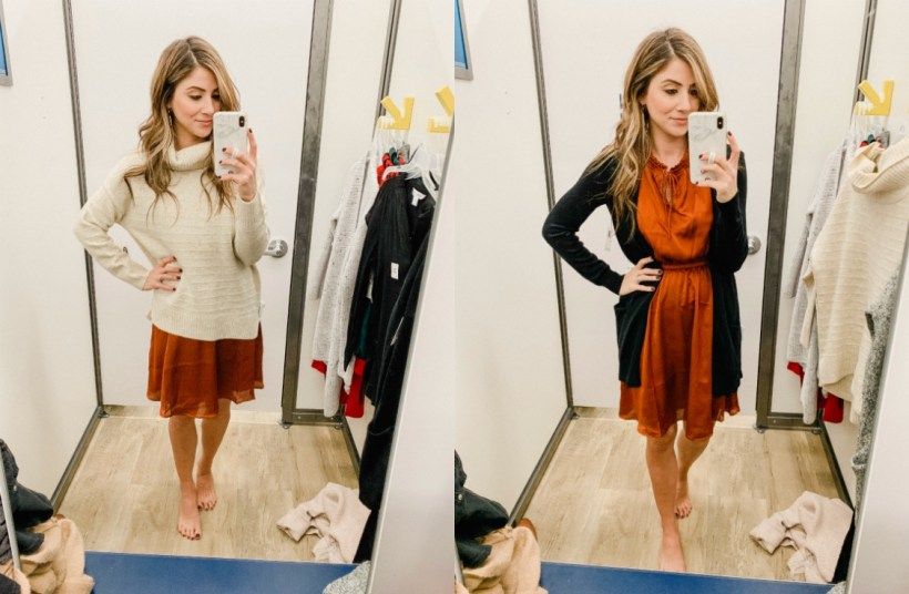 Connecticut life and style blogger Lauren McBride shares a December Old Navy Try On featuring holiday ready looks for the whole family.