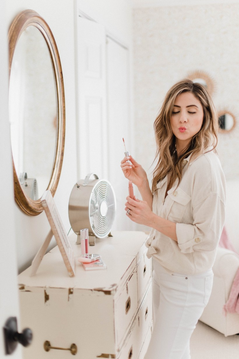 Connecticut life and style blogger Lauren McBride shares her favorite beauty products from women led brands on QVC and HSN for International Women's Day 2019.