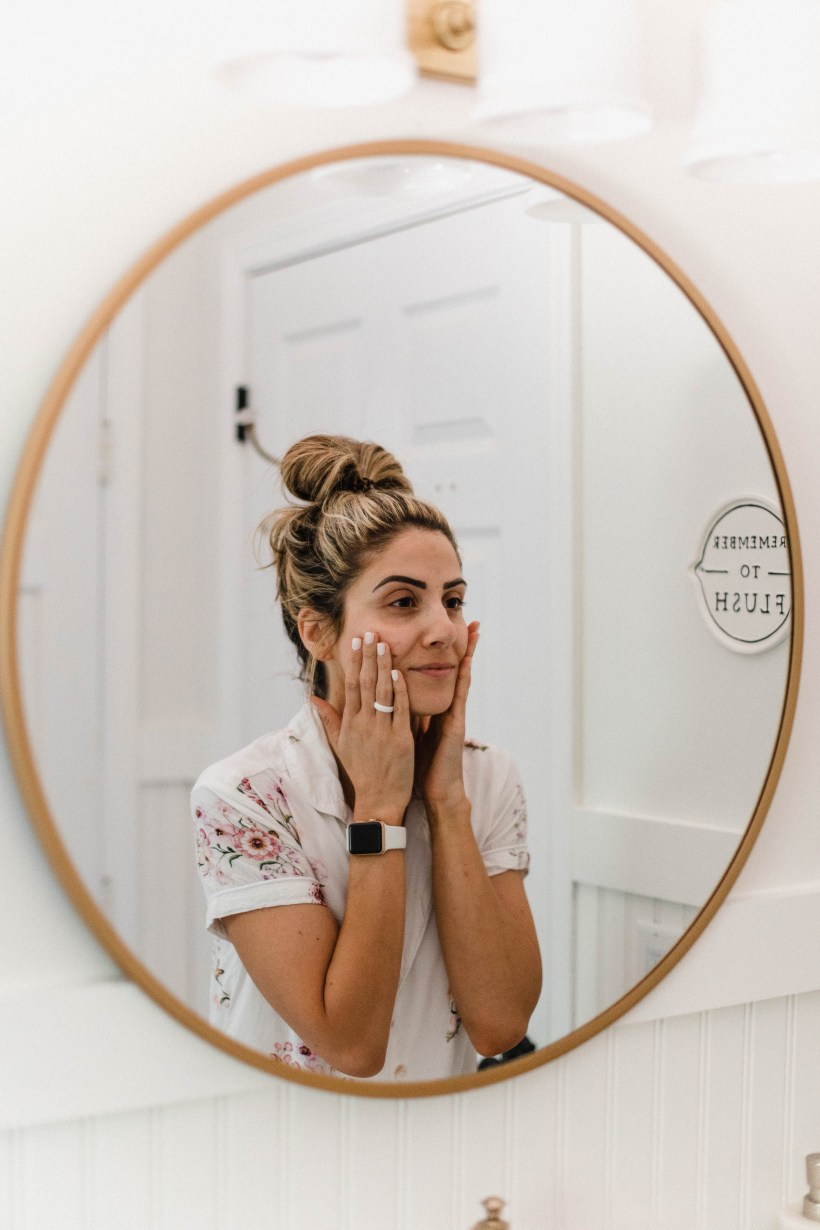 Connecticut life and style blogger Lauren McBride shares about Volition Beauty, a clean beauty brand, and her experience with their best selling items.