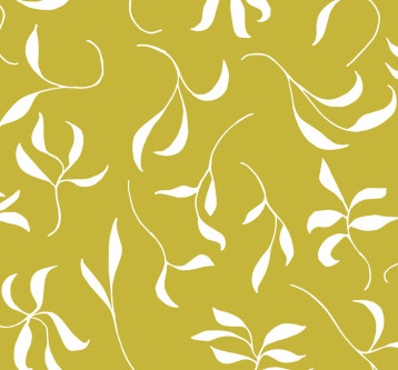 Sea Leaves Textile Design