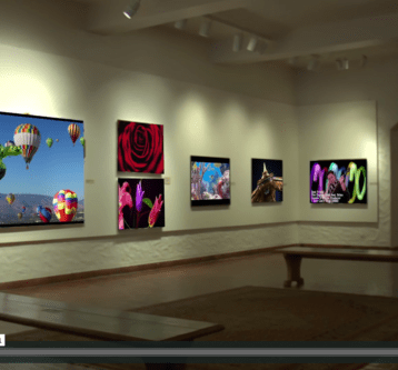 LO Art Gallery Show Video