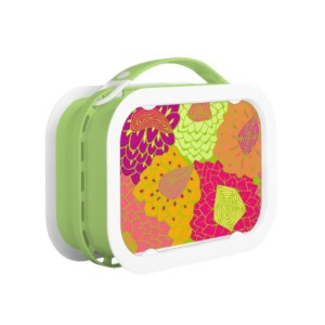 Flower Lunch Box