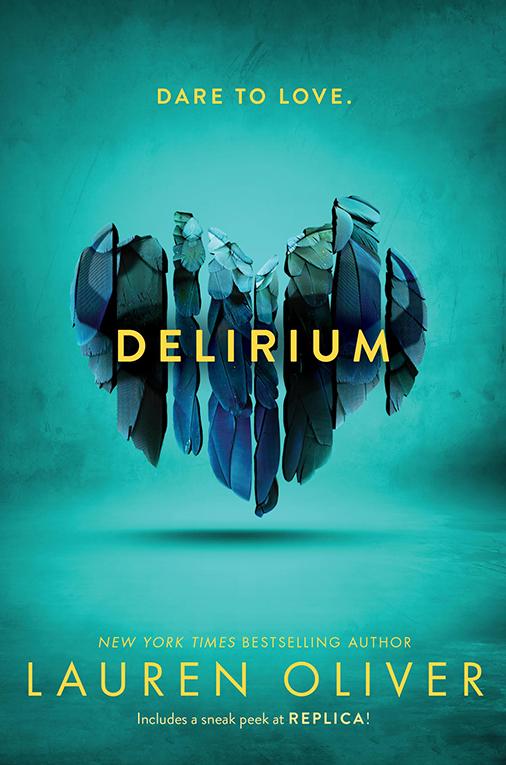 Image result for delirium lauren oliver