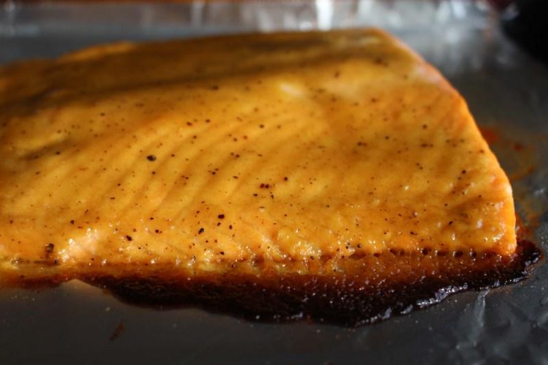 Low Fodmap Maple Mustard Baked Salmon Recipe Lauren