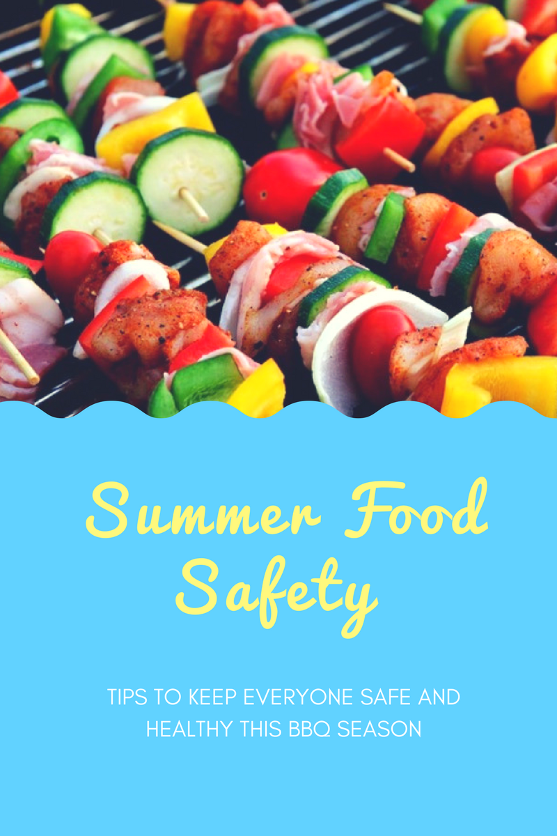 summer food safety
