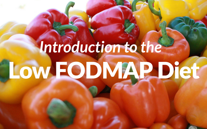 introduction low FODMAP diet