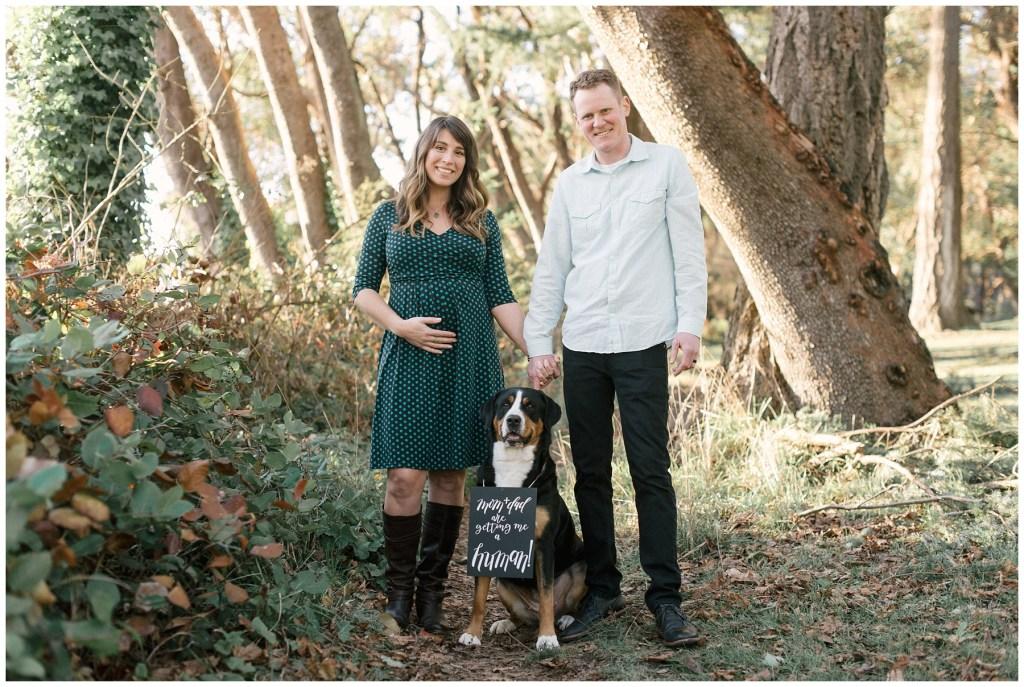 Mari & Evan's Baby Announcement!