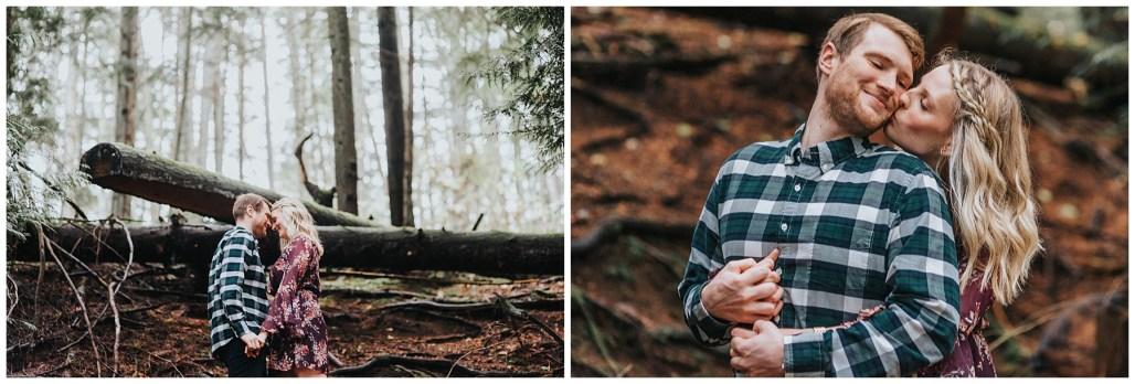 Edmonds, Edmonds Engagement Session, Lauren Ryan Photography, Pine Ridge Park, Seattle Wedding Photographer