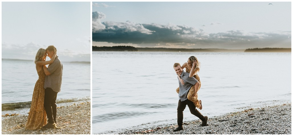 Lincoln Park, Seattle Parks, Seattle Waterfront, Seattle Engagement, Lincoln Park Engagement, Seattle Photographer, Seattle Beach Engagement, Lauren Ryan Photography