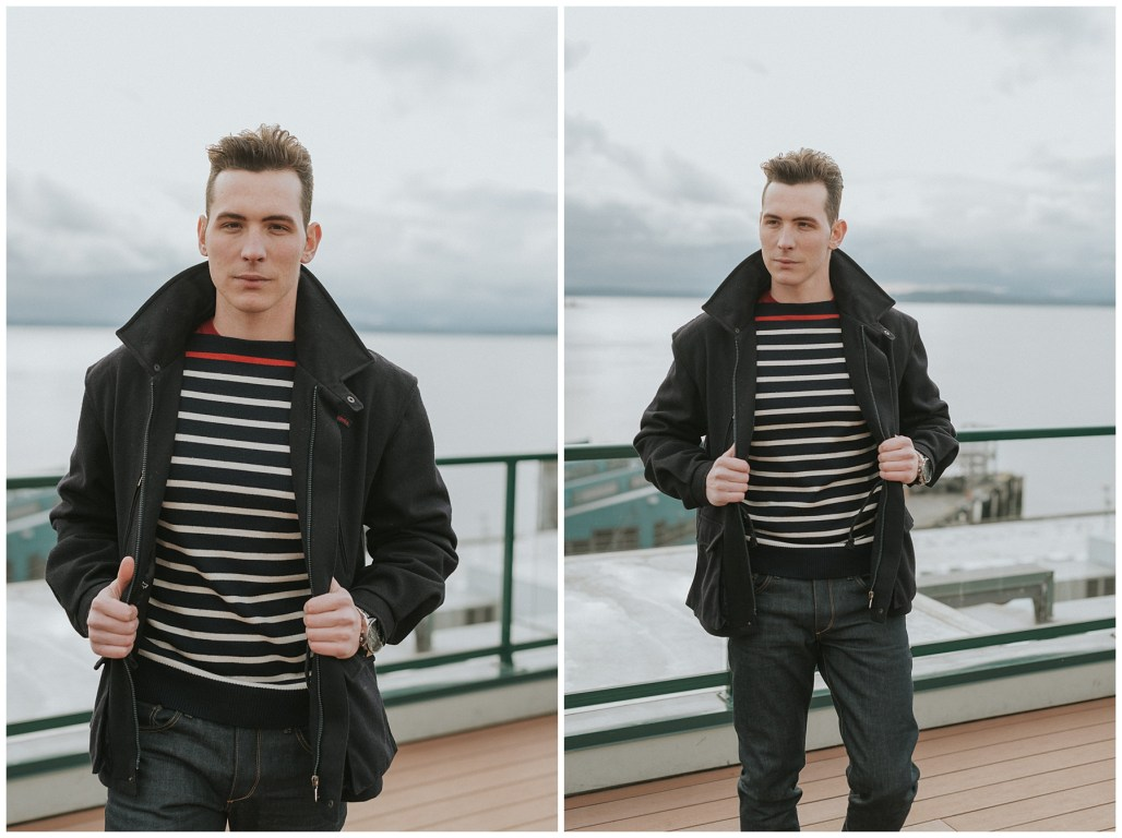 Lauren Ryan Photography, Seattle, Seattle Fashion Photographer, Seattle Rooftop, PNW Style, Seattle GQ, Seattle Men's Fashion, Nordstrom Rack, Nordstrom, Nordstrom Rack Fashion, PNW Fashion