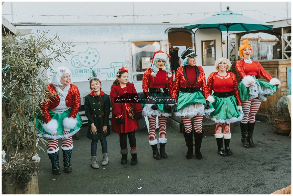Georgetown Trailer Park Mall, Seattle, Small Business, Lauren Ryan Photography, PNW, Boutiques, Crafts, Seattle Drag Queen, Seattle Christmas