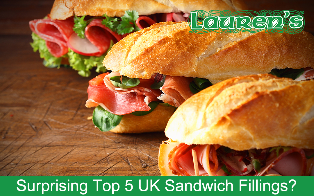 Surprising Top 5 UK Sandwich Fillings?