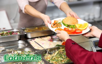 Helping Feed Foxmoor School!
