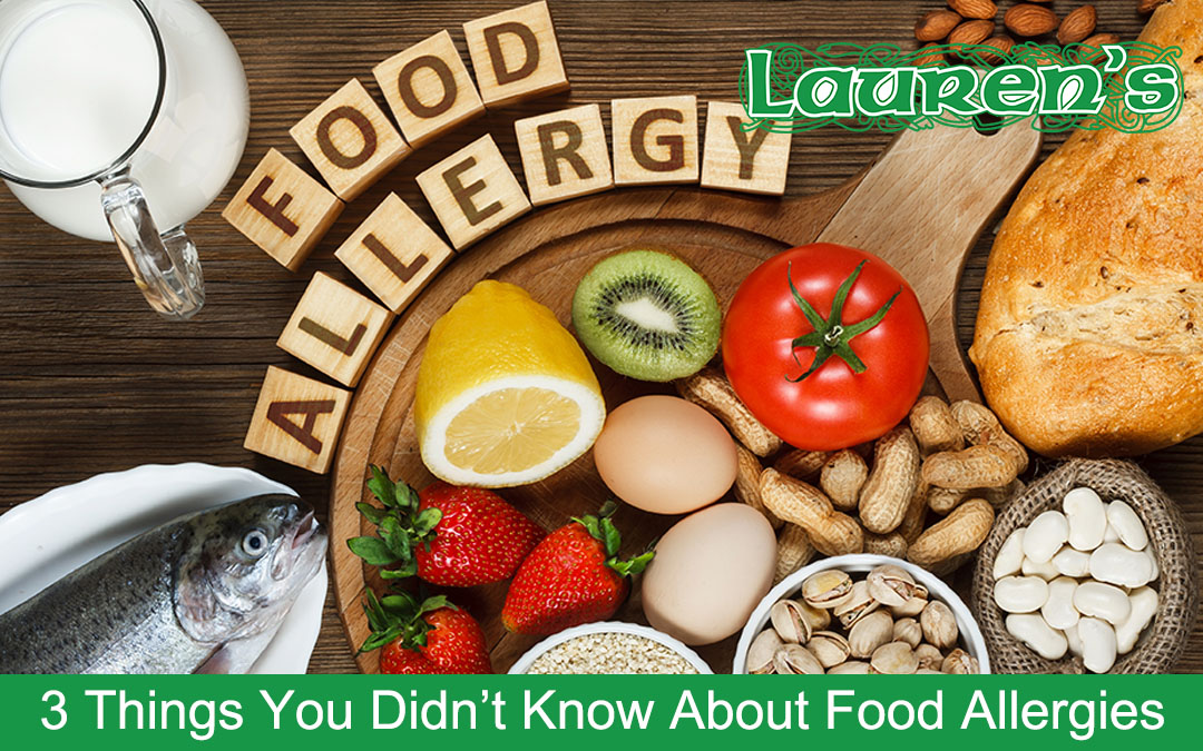 3 Things You Didn't Know About Food Allergies